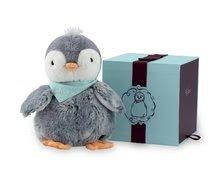 Plyšové zvieratká - Plyšový tučniak Les Amis-Pingouin Kaloo 25 cm v darčekovom balení pre najmenších_0