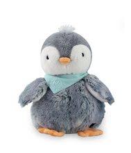 Pinguin de pluş Les Amis-Pingouin Kaloo 25 cm în cutie de cadou pentru cei mai mici