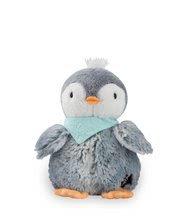 Plišasti pingvin Les Amis- Pingouin Kaloo 19 cm v darilni embalaži za najmlajše