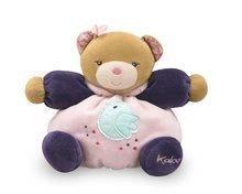 Kaloo plyšový macko Petite Rose-Friendly Chubby Bear 969860 ružový