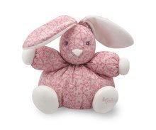 Iepuraş de pluş Kaloo Petite Rose-Chubby Rabbit 18 cm în cutie de cadou pentru cei mai mici
