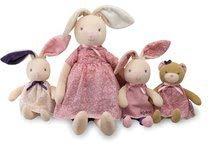 Handrové bábiky - Plyšový medvedík bábika Petite Rose-Bear Doll Kaloo 28 cm v darčekovom balení pre najmenších_1