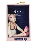 Hadrové panenky - Plyšová panenka lvice Leana Lioness Les Kalines Kaloo 46 cm v dárkové krabici od 12 měsíců_4