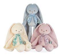 Hračky pro miminka - Panenka zajíček s dlouhými oušky Doll Rabbit Cream Lapinoo Kaloo krémový 35 cm z jemného materiálu v dárkové krabičce od 0 měsíců_2