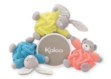 Plyšové medvede - Plyšový medveď Chubby Neon Kaloo 18 cm v darčekovom balení pre najmenších zelený_1