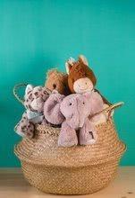 Plyšové medvede - Plyšový medveď Miel Les Amis-Ourson Kaloo 25 cm v darčekovom balení pre najmenších_2