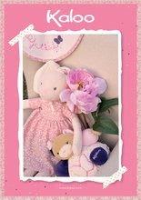 Plyšové medvede - Plyšový medvedík Petite Rose-Chubby Bear Butterfly Kaloo 18 cm v darčekovom balení pre najmenších ružový_1