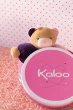 Plyšové medvede - Plyšový medvedík Petite Rose-Chubby Bear Butterfly Kaloo 18 cm v darčekovom balení pre najmenších ružový_2