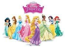 Obične kuhinje - Set kuhinja Disney Princeze sa satom i sportska kolica za lutku Pastel_10