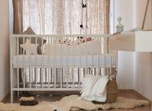 Hračky pre bábätká - Hniezdo na spanie Cocoonababy® Red Castle pre bábätká s doplnkami biele od 0 mesiacov_5