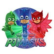 Plovací desky - Logo 2 pj masks
