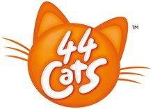 Dětské hudební nástroje - Set kytary a baskytary 44 Cats Smoby modrá a růžová s množstvím světelných a zvukových funkcí od 5 let_4