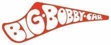 Odrážadlá sety - Set odrážadlo New Bobby BIG s klaksónom tyrkysové a autíčko Mini Bobby na naťahovanie od 12 mes_16