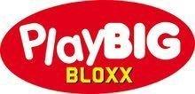 Stavebnice BIG-Bloxx ako lego - Stavebnica Máša a medveď v izbe PlayBIG Bloxx BIG s 1 figúrkou 35 dielov od 1,5-5 rokov_7