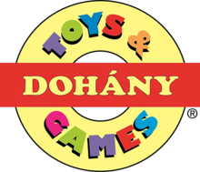 Otroške kocke Dohány - Hračky Dohány