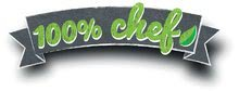 Logo ecoiffier 100 chef 3