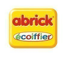 Logo ecoiffier abrick yellow