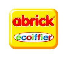 Stavebnice Abrick - Pretekárske autíčko Abrick Écoiffier oranžové od 18 mes_3