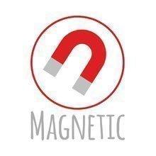 Autodráhy - Drevená magnetická stavebnica Express cirkus Story Set Janod _2