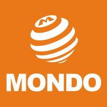 Logo mondo mondo