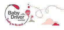 Trojkolky od 10 mesiacov - Trojkolka Baby Driver Confort Smoby červená od 10 mes_12
