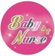Domčeky pre bábiky sety - Set opatrovateľské centrum pre bábiku Baby Nurse Smoby a hlboký kočík Máša a medveď (58 cm rúčka) od 3 rokov_9