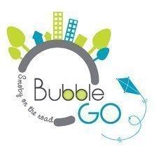 Odrážadlá sety - Set odrážadlo Bubble Go Smoby so strieškou a sedátko do vody od 6 mes_28