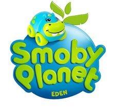 Garáže - Farma Eden Planet Smoby elektronická so šmykľavkou a zvieratkom na kolieskach 7 cm od 18 mes_7