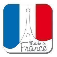 Logo smoby made in france