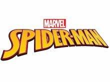 Dětské stany - Stan Spiderman Pop Up Mondo s okrouhlou taškou červenou_3