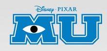 Logo monsters university