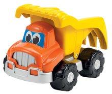 Homokozó autók - Szett építőipari járművek Bob mester Écoiffier dömper, úthenger, kotrógép narancssárga 18 hó-tól_0