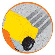 Homokozó autók - Szett építőipari járművek Bob mester Écoiffier dömper, úthenger, kotrógép narancssárga 18 hó-tól_1