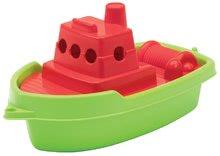 Kishajó Écoiffier (hossza 33,5 cm) piros-zöld