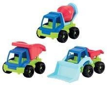 Stavební stroje - Autíčko Écoiffier pracovní - buldozer, sklápěč, míchačka délka 20 cm od 18 měsíců_1