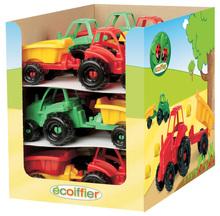 Zemědělské stroje - P15324 a ecoiffier traktor