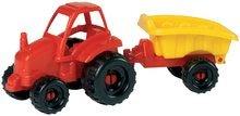 Zemědělské stroje - P15324 b ecoiffier traktor