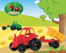 P15324 e ecoiffier traktor