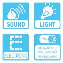 Hračky zvukové - Didaktický domček Cotoons Smoby vkladací so svetlom a zvukmi modrý/ružový od 12 mes_10