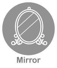 Piktogramy kaloo mirror