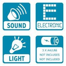 Interaktivne igrače - Interaktivni Robot TIC Smart Smoby s 3 poučnimi igrami (angleško, francosko in nemško)_7
