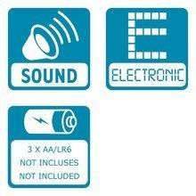 Obchody pre deti - Pokladňa Marchande Smoby elektronická so zvukom, váhou, čítačkou kódov a 25 doplnkami červená_12