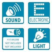 Igrače za dojenčke - Komplet interaktivni Robot 1,2,3 Smart Smoby in ravnotežnostna banjica z blazino Cosy_20