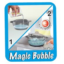 Smoby magic bubble blue