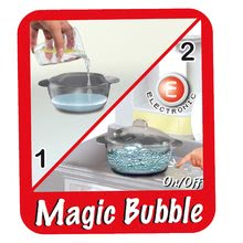 Smoby magic bubble red