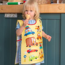TB1111 c thread bear cars tabard
