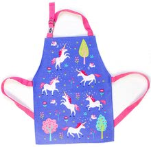 TB1201 a thread bear unicorn apron