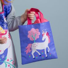 TB1221 c thread bear unicorn bag