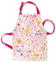 TB1501 a thread bear flora apron