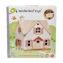 TL8123 f tender leaf cottontail cottage